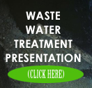 waster water treatment